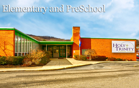 Holy Trinity Catholic School, Elementary Campus on Wopsononock Avenue, Altoona, PA