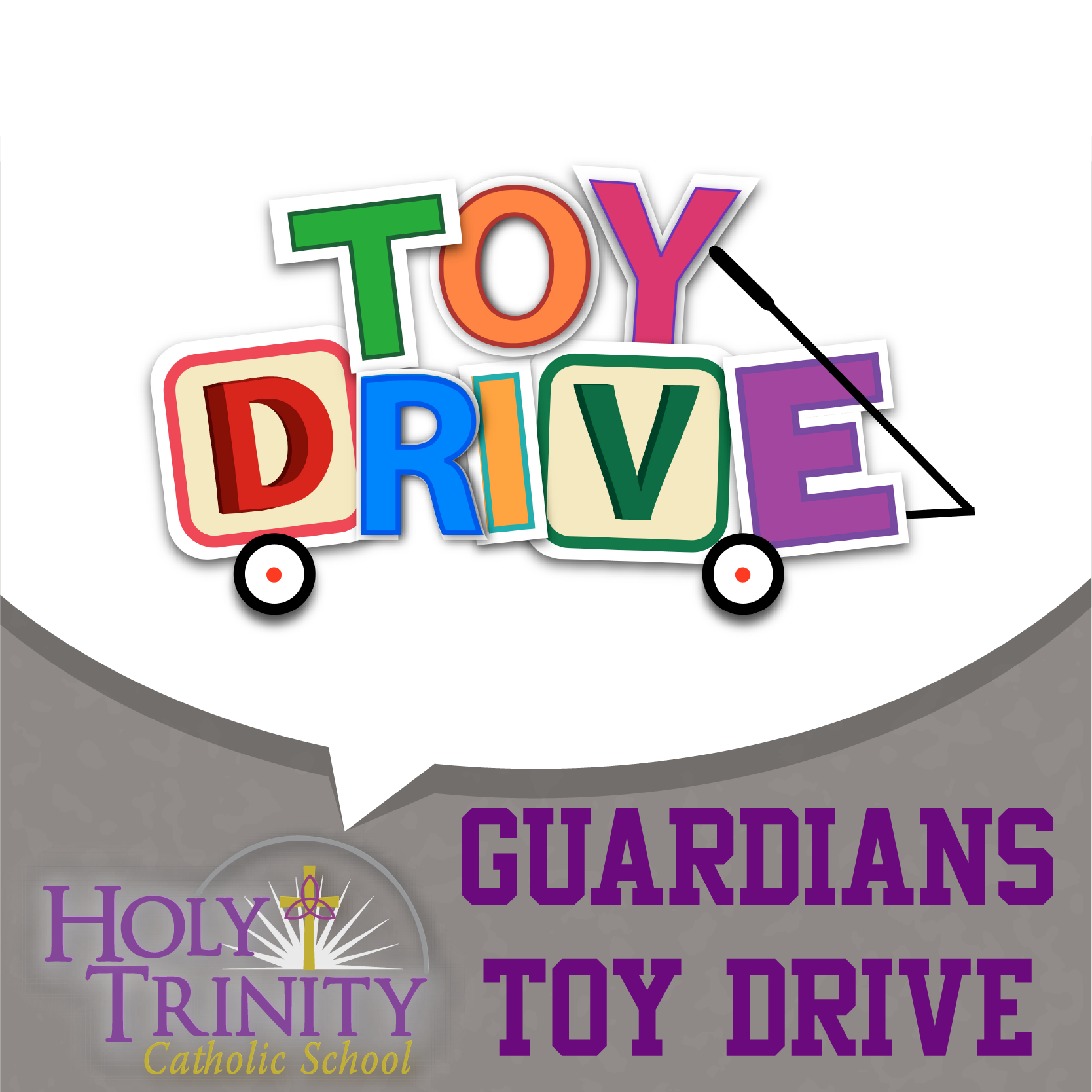 HTCS All School Service Projects – Christmas Toy Drive