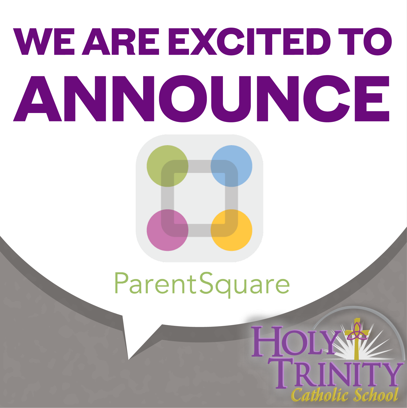 Welcome Parents To A Whole New HTCS Communication Experience!